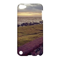 Playa Verde Coast In Montevideo Uruguay Apple Ipod Touch 5 Hardshell Case by dflcprints