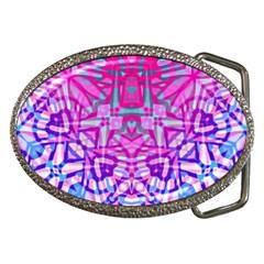 Ethnic Tribal Pattern G327 Belt Buckles by MedusArt