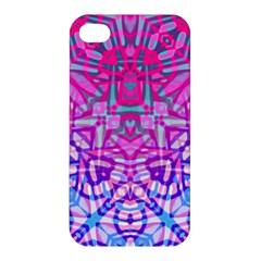 Ethnic Tribal Pattern G327 Apple Iphone 4/4s Premium Hardshell Case by MedusArt