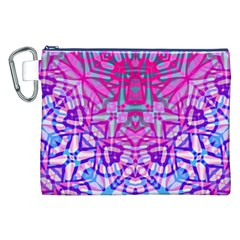 Ethnic Tribal Pattern G327 Canvas Cosmetic Bag (xxl)  by MedusArt