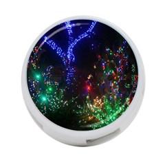 Christmas Lights 2 4 Port Usb Hub (one Side) by trendistuff