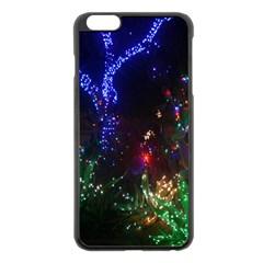 Christmas Lights 2 Apple Iphone 6 Plus/6s Plus Black Enamel Case by trendistuff