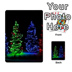Christmas Lights 1 Multi Purpose Cards (rectangle)  by trendistuff