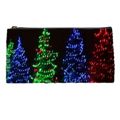 Christmas Lights 1 Pencil Cases by trendistuff