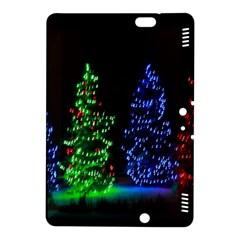 CHRISTMAS LIGHTS 1 Kindle Fire HDX 8.9  Hardshell Case
