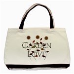 Garden Love Gardener Florist - Basic Tote Bag