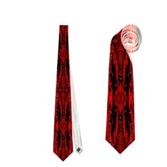 Red Gold, Old Oriental Pattern Neckties (one Side)  by Costasonlineshop