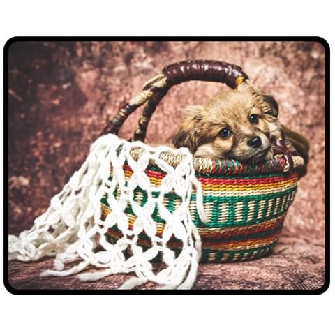 Fleece 1 Seite 127x152 02 By Nicole   Fleece Blanket (medium)   Zy27uylhepr3   Www Artscow Com 60 x50 Blanket Front