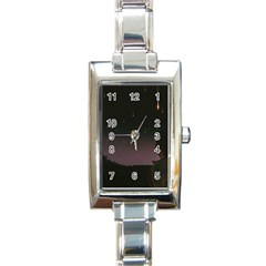 The Fallen Rectangle Italian Charm Watches by Naturesfinest
