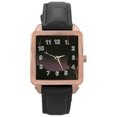The Fallen Rose Gold Watches by Naturesfinest