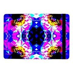 Animal Design Abstract Blue, Pink, Black Samsung Galaxy Tab Pro 10 1  Flip Case by Costasonlineshop