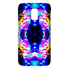 Animal Design Abstract Blue, Pink, Black Galaxy S5 Mini by Costasonlineshop