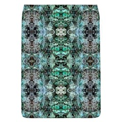 Green Black Gothic Pattern Flap Covers (l)  by Costasonlineshop