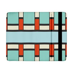 Vertical And Horizontal Rectanglessamsung Galaxy Tab Pro 8 4  Flip Case by LalyLauraFLM