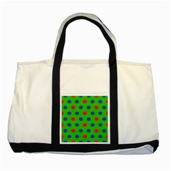 Honeycombs Patterntwo Tone Tote Bag by LalyLauraFLM