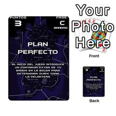 Batman Strategy Cards By Juan Diego   Multi Purpose Cards (rectangle)   N1oz9y9wrjw1   Www Artscow Com Front 16