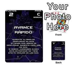 Batman Strategy Cards By Juan Diego   Multi Purpose Cards (rectangle)   N1oz9y9wrjw1   Www Artscow Com Front 28