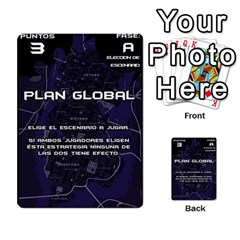Batman Strategy Cards By Juan Diego   Multi Purpose Cards (rectangle)   N1oz9y9wrjw1   Www Artscow Com Front 33