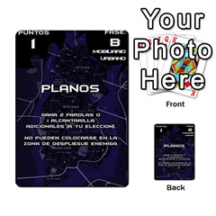 Batman Strategy Cards By Juan Diego   Multi Purpose Cards (rectangle)   N1oz9y9wrjw1   Www Artscow Com Front 35