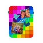 Rainbow Stitch - Apple iPad 2/3/4 Protective Soft Case