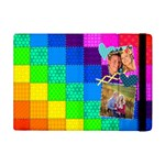 Rainbow Stitch - Apple iPad Mini Flip Case