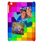 Rainbow Stitch - Apple iPad Mini Hardshell Case