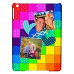 Rainbow Stitch - Apple iPad Air Hardshell Case