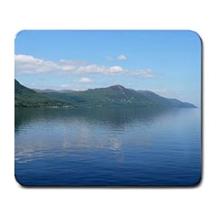 Loch Ness Large Mousepads by trendistuff