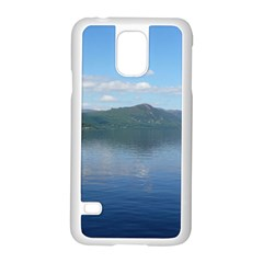 Loch Ness Samsung Galaxy S5 Case (white) by trendistuff