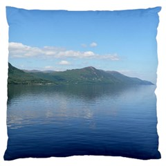 LOCH NESS Standard Flano Cushion Cases (One Side)  by trendistuff