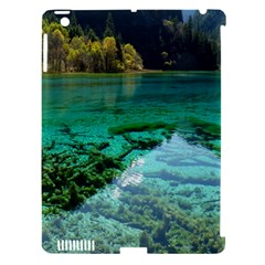 Jiuzhaigou Valley 2 Apple Ipad 3/4 Hardshell Case (compatible With Smart Cover) by trendistuff