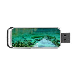 JIUZHAIGOU VALLEY 2 Portable USB Flash (Two Sides) by trendistuff