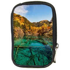 Jiuzhaigou Valley 1 Compact Camera Cases by trendistuff