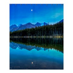 Herbert Lake Shower Curtain 60  X 72  (medium)  by trendistuff