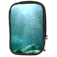 Crater Lake National Park Compact Camera Cases by trendistuff