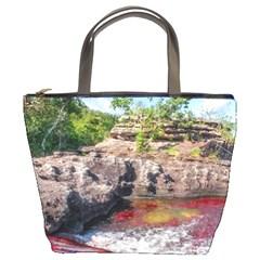 Cano Cristales 2 Bucket Bags by trendistuff