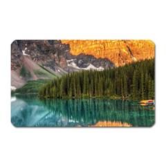 Banff National Park 4 Magnet (rectangular) by trendistuff