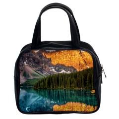 Banff National Park 4 Classic Handbags (2 Sides) by trendistuff
