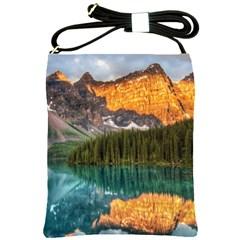 Banff National Park 4 Shoulder Sling Bags by trendistuff