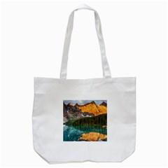 Banff National Park 4 Tote Bag (white)  by trendistuff