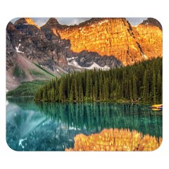 Banff National Park 4 Double Sided Flano Blanket (small)  by trendistuff