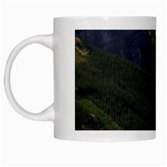 Banff National Park 3 White Mugs by trendistuff