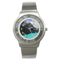 Banff National Park 3 Stainless Steel Watches by trendistuff