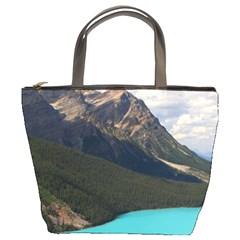 Banff National Park 3 Bucket Bags by trendistuff