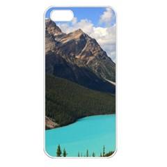 Banff National Park 3 Apple Iphone 5 Seamless Case (white) by trendistuff