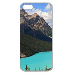 Banff National Park 3 Apple Seamless Iphone 5 Case (clear) by trendistuff