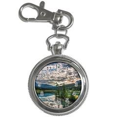 Banff National Park 2 Key Chain Watches by trendistuff
