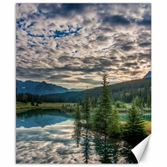 Banff National Park 2 Canvas 8  X 10  by trendistuff