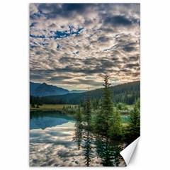 Banff National Park 2 Canvas 20  X 30   by trendistuff