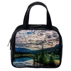 Banff National Park 2 Classic Handbags (one Side) by trendistuff